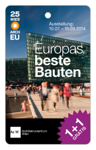 Europas beste Bauten