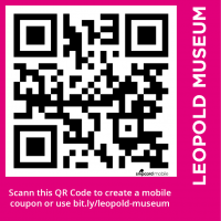 leopold museum mobile badge