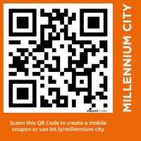 Millennium City mobile coupon