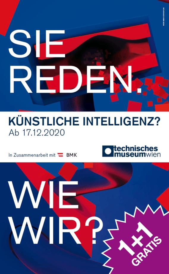 Technisches Museum – Künstliche Intelligenz