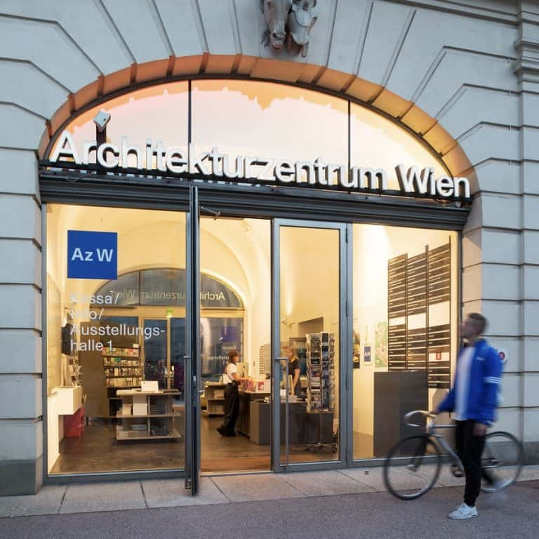 AZW, Architekturzentrum Wien