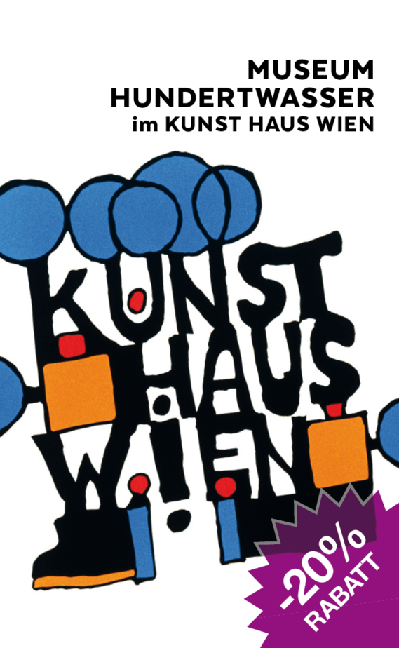 snipcard Kunst Haus Wien Bonus 20% Eintrittsermäßigung