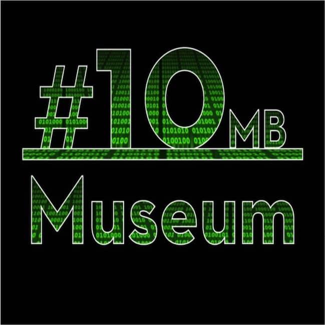 10 Megabyte Museum