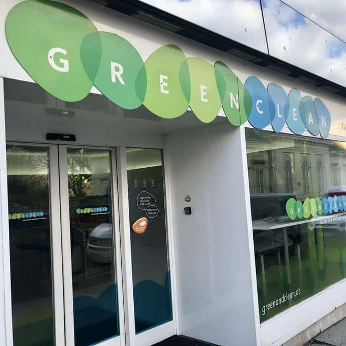 Green&Clean 1040 Eingang