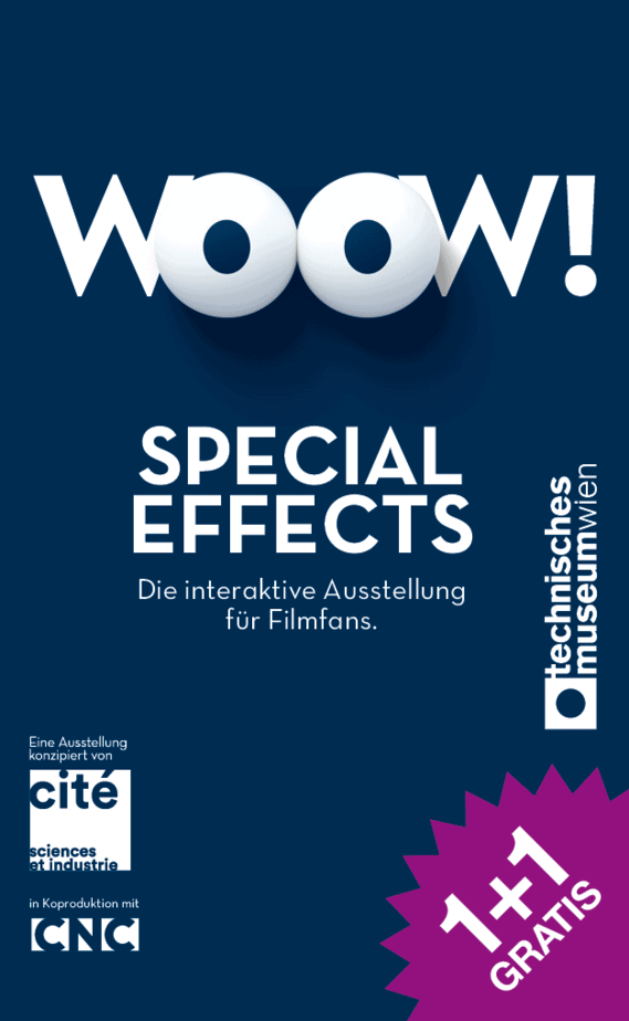 Ausstellung Special Effects