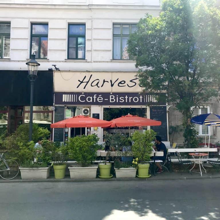 Harvest-Bistrot Gastgarten