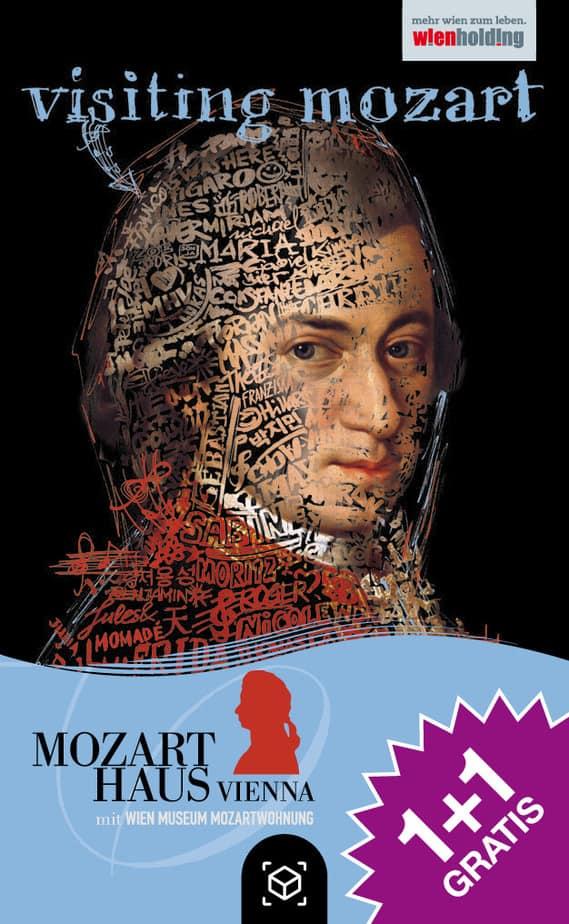 Mozarthaus Vienna, Bonus 1+1 gratis, AR