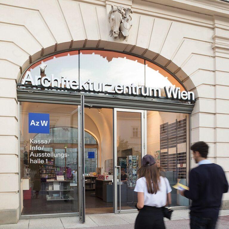 Architekturzentrum Wien © Architekturzentrum Wien, Foto: Lisa Rastl