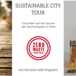 sustainable city tour - Zero waste Austria
