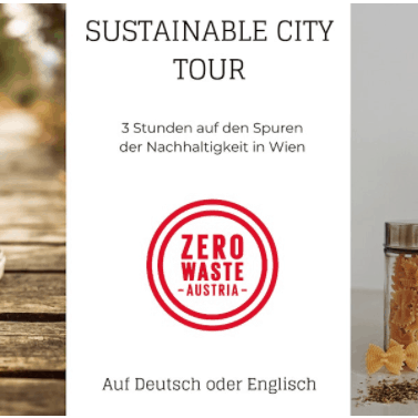 sustainable city tour - Zero waste Austria