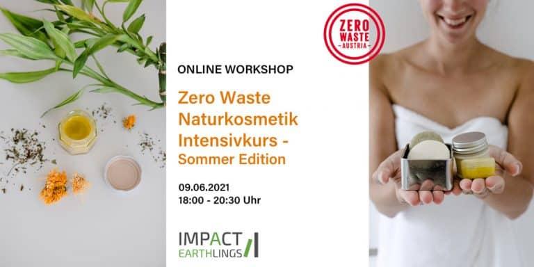 Zero Waste Naturkosmetik Intensivkurs